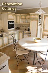 peintre decorateur nimes, bouillargues, gard | pascal mercier ... - Renovation Meuble De Cuisine